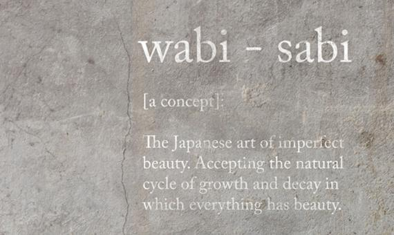 Wabi-Sabi : Beauty in Imperfection