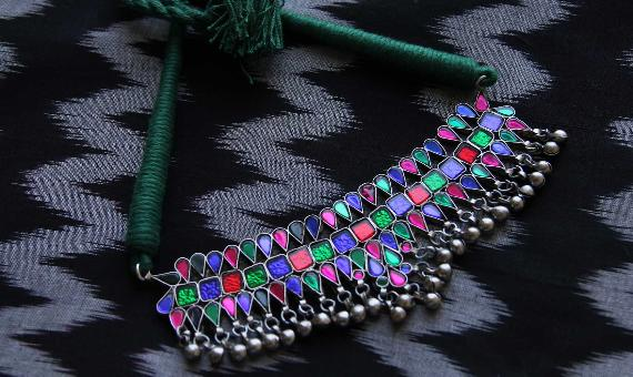 Catching the Afghan Jewellery Trend