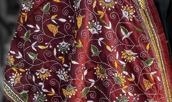 The Craft of Kantha