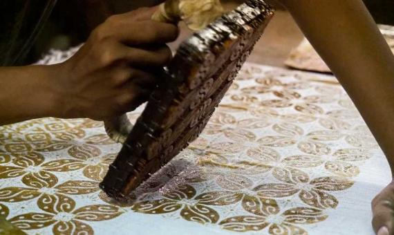 The Art & Craft of Batik