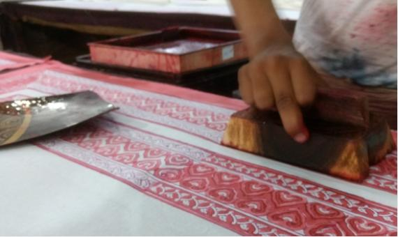 The Rich Tradition of Block Printing in India
