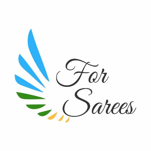For sarees